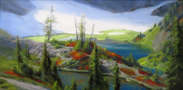 High Alpine Lakes