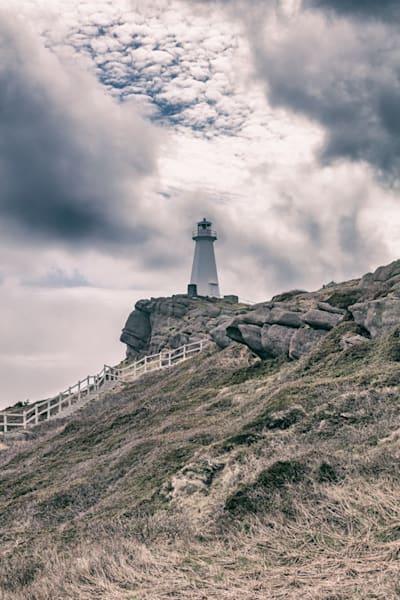 Newfoundland Art - Cape Spear Lighthouse