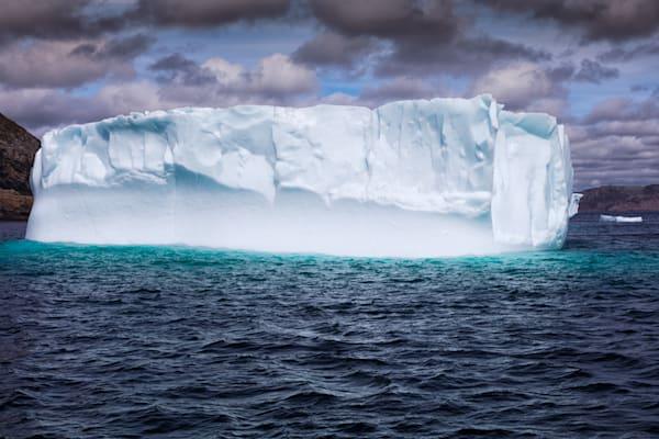 Iceberg - Cape Spear - Newfoundland Photography