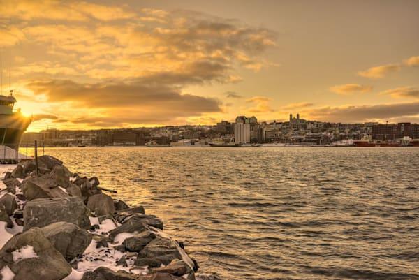 Newfoundland Photogrpahy - St. John's Sunset