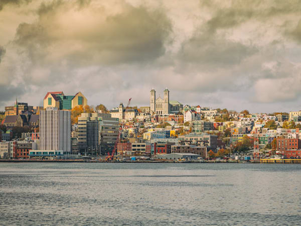 Newfoundland Art - St. John's - Analog