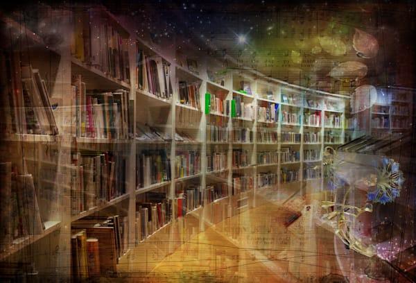 Library Nights   Nicky Jameson