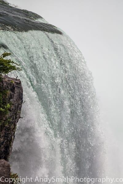 Top of Horseshoe Falls  fine art photograph