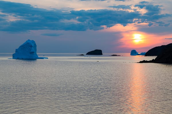 Fire and Ice - Twillingate