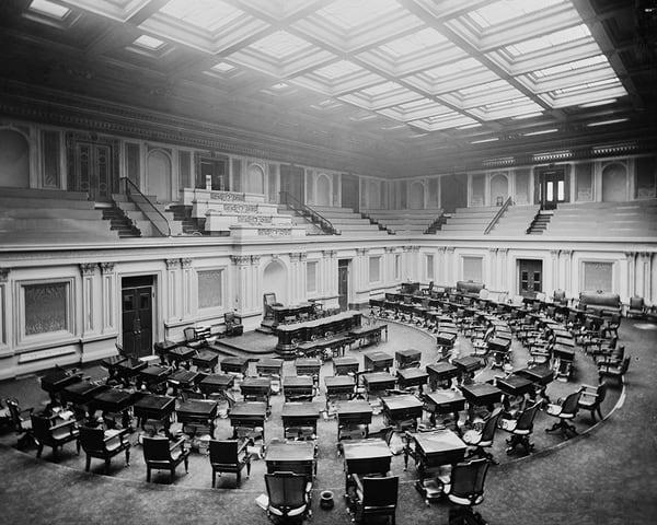 U. S. Capitol – Seventh Chamber