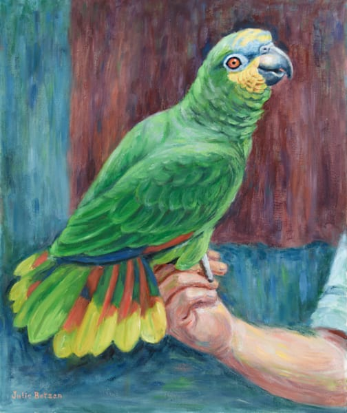 Chico Manifico by Julie Betzen Tilton