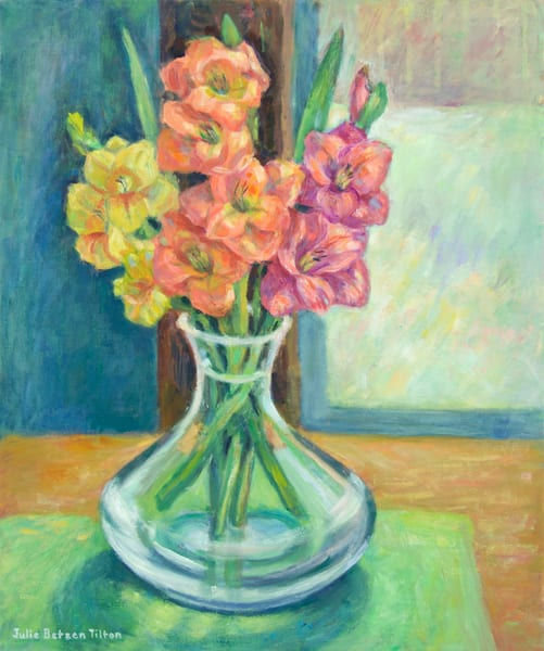 Luminous Bouquet by Julie Betzen Tilton