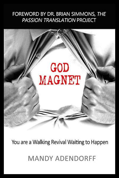 God Magnet by Mandy Adendorff