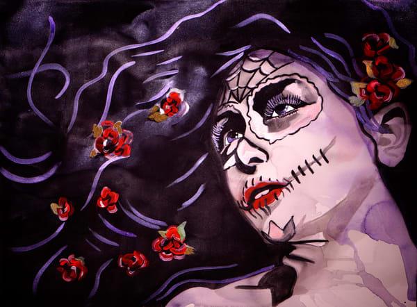 La Catrina De Sueno (Dreams) Art | William K. Stidham - heART Art