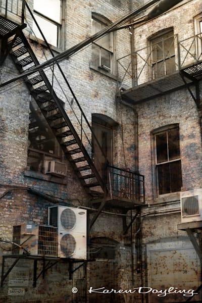Backdoor Escape - Downtown Toronto