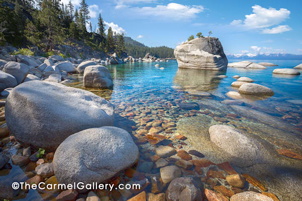 Tahoe Stones Art | The Carmel Gallery