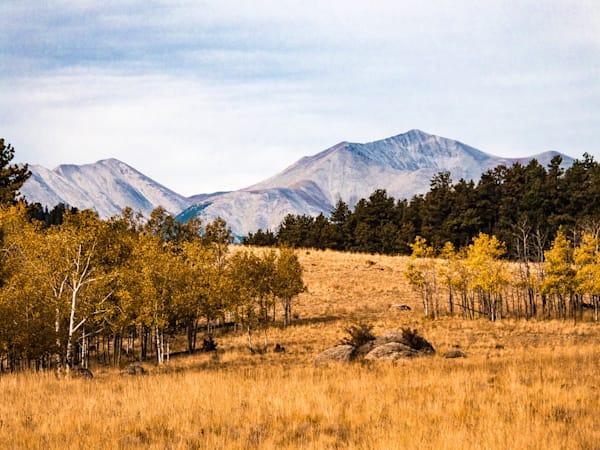 Mountain and the Valley--Grand Lake, Colorado