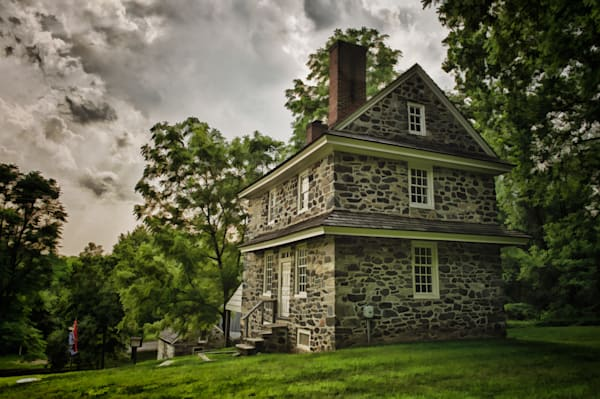 John Chadd House Fine Art Photograph | JustBob Images