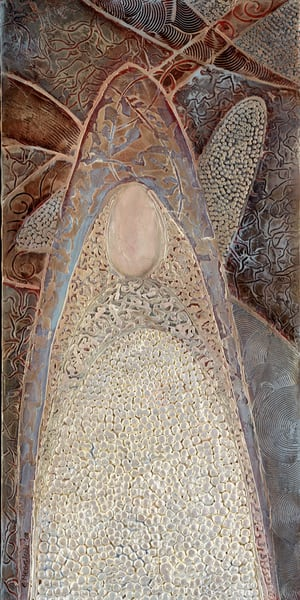 Noble Truths 2 | Abstract Acrylic Mixed Media | Gordon Meggison IV