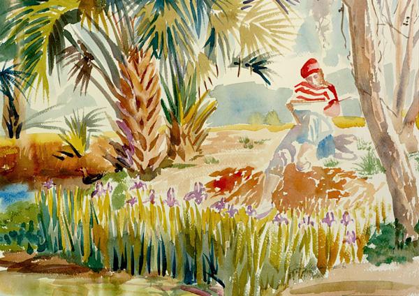 Plein Air   Watercolor Landscapes   Gordon Meggison IV