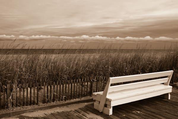 Aged View Landscape Photo Wall Art by Landscape Photographer Melissa Fague