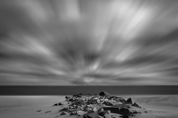 Windy Beach Landscape Photo Wall Art by Landscape Photographer Melissa Fague