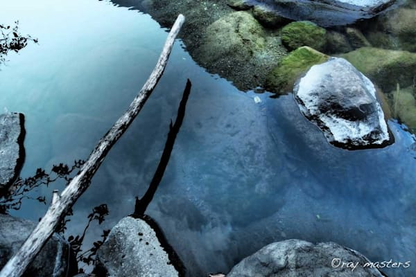 Cloudy Waters Art | Ray Masters Productions
