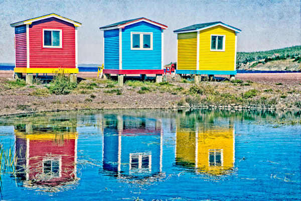 Fish Huts - Jellybean Houses - Cavendish