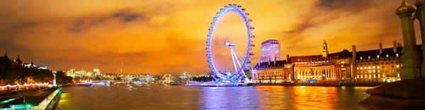 Vista - Eye on the Thames