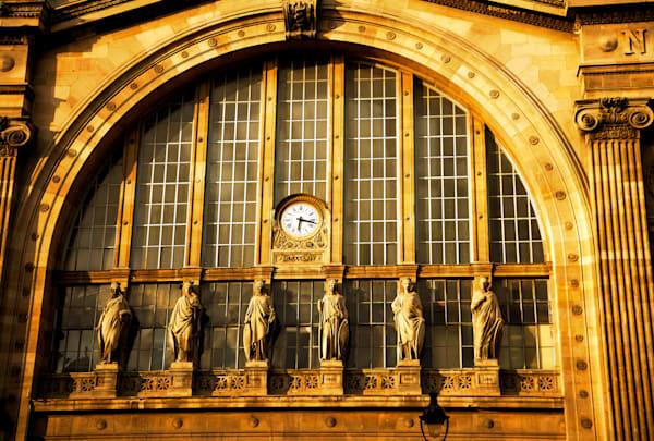 Vista - Gare du Nord