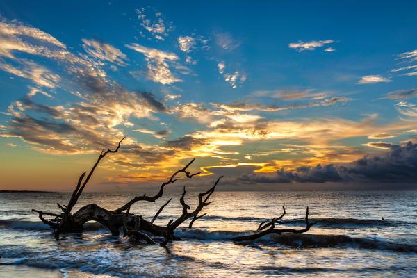 Awesome Jekyll Sunrise