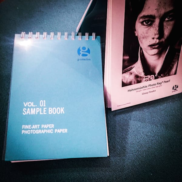 Media Sample Books