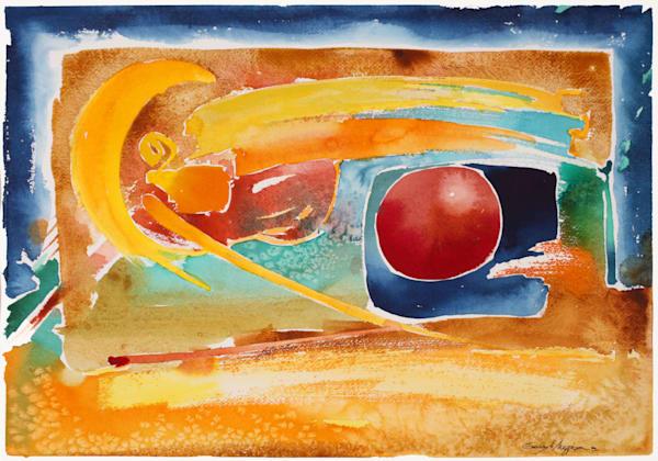 Intervention | Contemporary Abstracts | Gordon Meggison IV