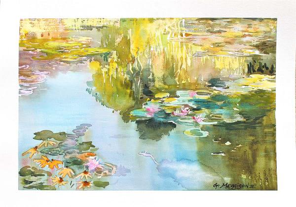 Meditation | Zen Landscapes | Gordon Meggison IV