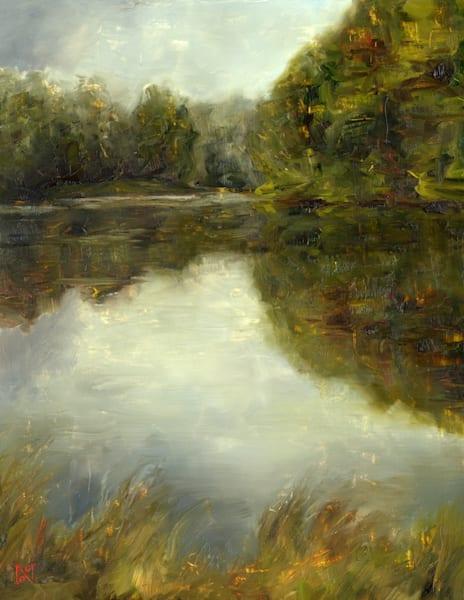 Pond on Hobbs Road