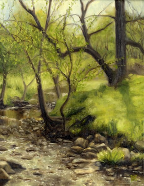 Arboretum Spring art for sale
