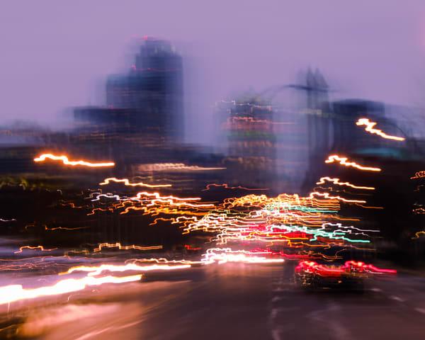 St Louis City Blur