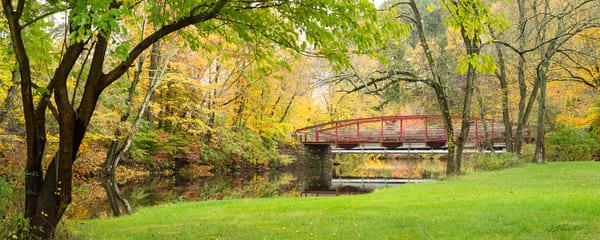 Historic Red Bridge Meriden CT