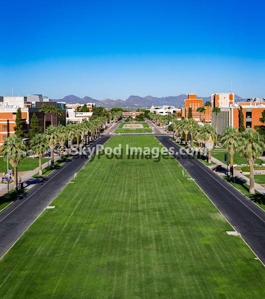 University of Arizona Mall  - uamall09
