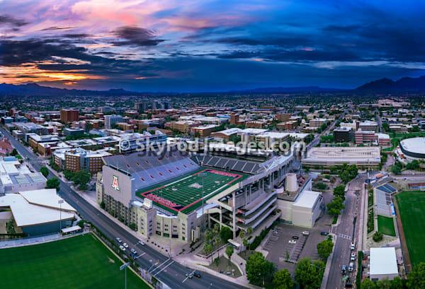 Arizona Stadium  - uastad19