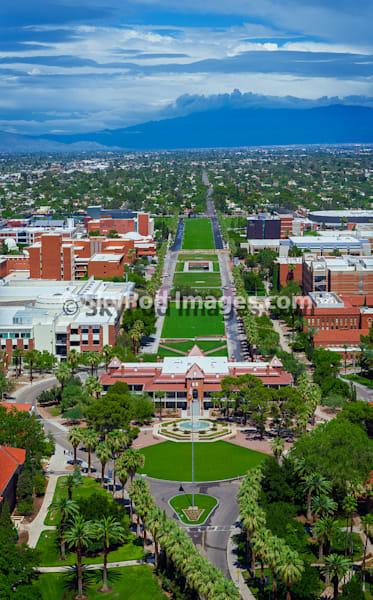 University of Arizona Mall  - uamall01