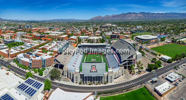 View University of Arizona Picture Gallery