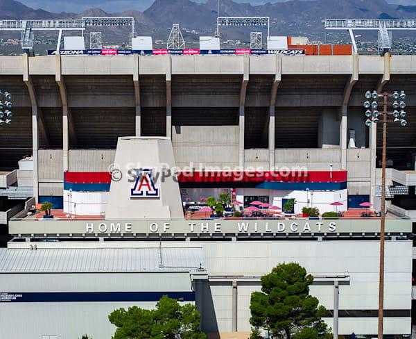 Arizona Stadium  - uastad01