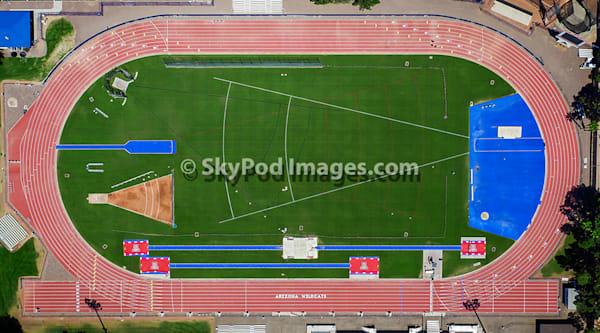 Roy Drachman Track Stadium  - uatrac01