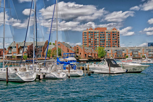"""Erie Basin Marina"""