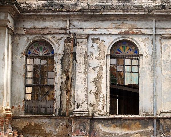 Old  Museum building in ElSalvador