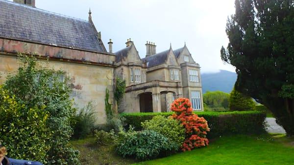 Castle in Kerry, Ireland