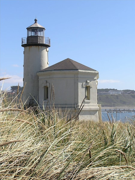 Lighthouse on Cape Cod