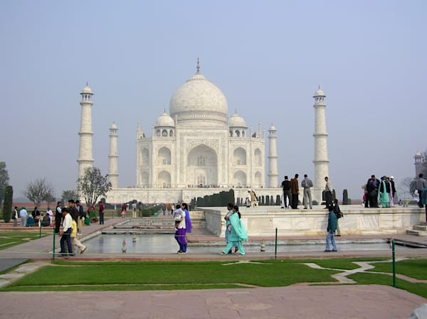 Taj Mahal, Agra India