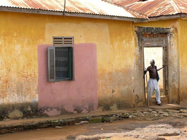 Curiosity in Ghana