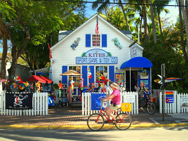 Touring Key West by Bike