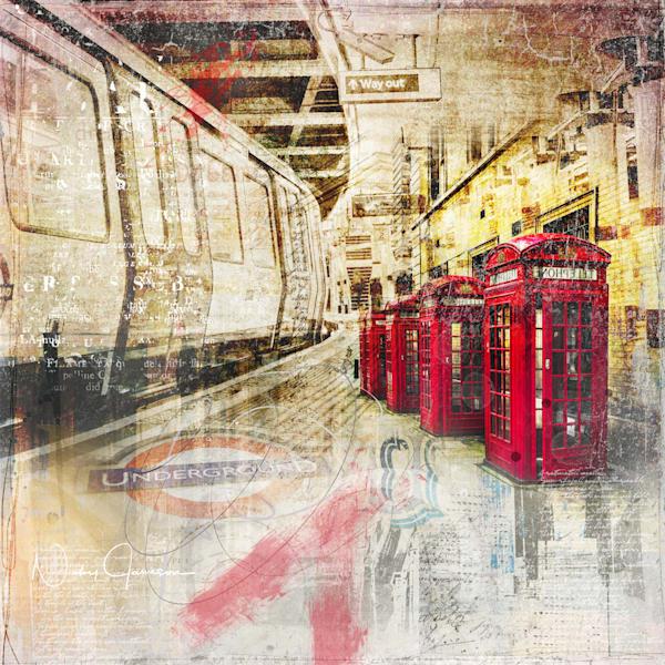 London Calling Mind The Gap | Nicky Jameson