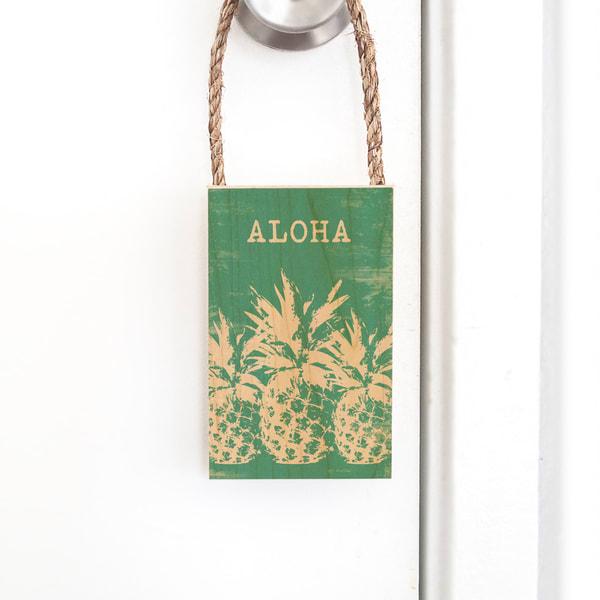 Door Hangers  |  Aloha