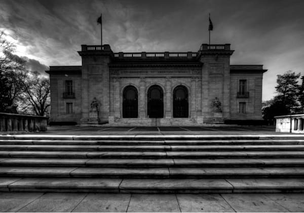 Fine Art Black and White Art Photographs of Washington DC by Michael Pucciarelli