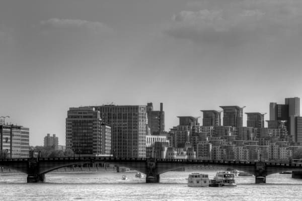Westminster Fine Black and White Fine Art Photographs by Michael Pucciarelli